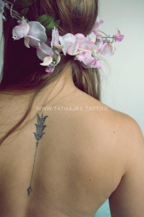 50 Ideas De Tatuajes De Flechas Foto Y Significado