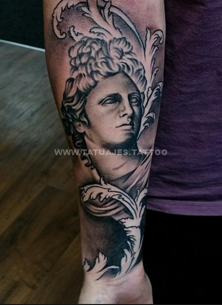 50 Ideas De Tatuajes De Griegos Foto Y Significado