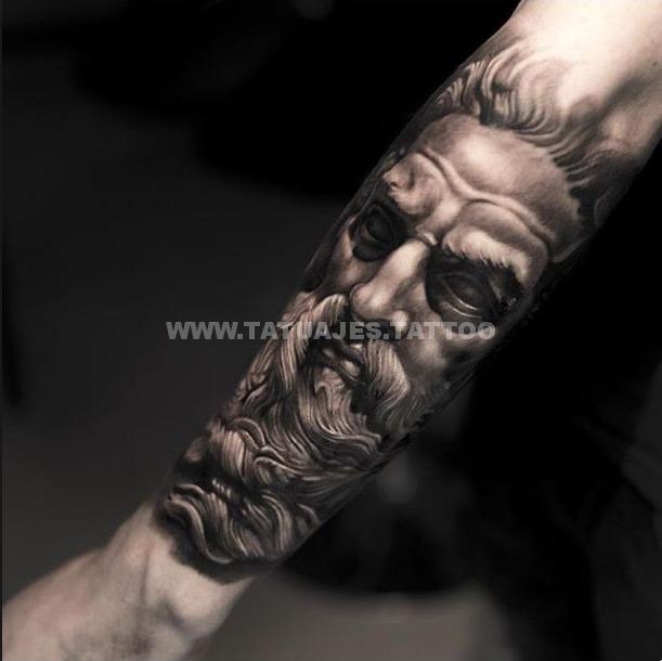 Las mejores fotos de Tatuajes Griegos Ideas increbles para tus