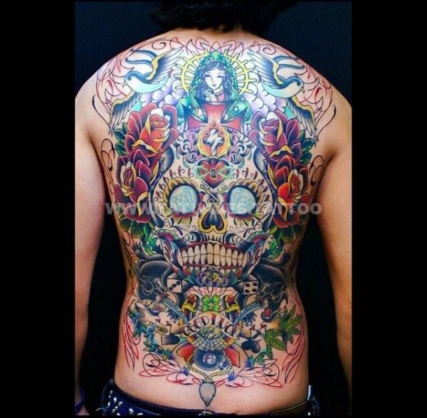 50 Ideas De Tatuajes De Mexicanos Foto Y Significado