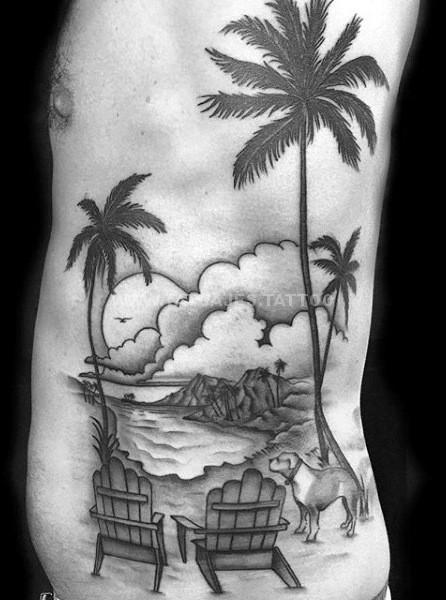 50 Ideas De 【 Tatuajes De Surferos 】 📷 Foto Y Significado