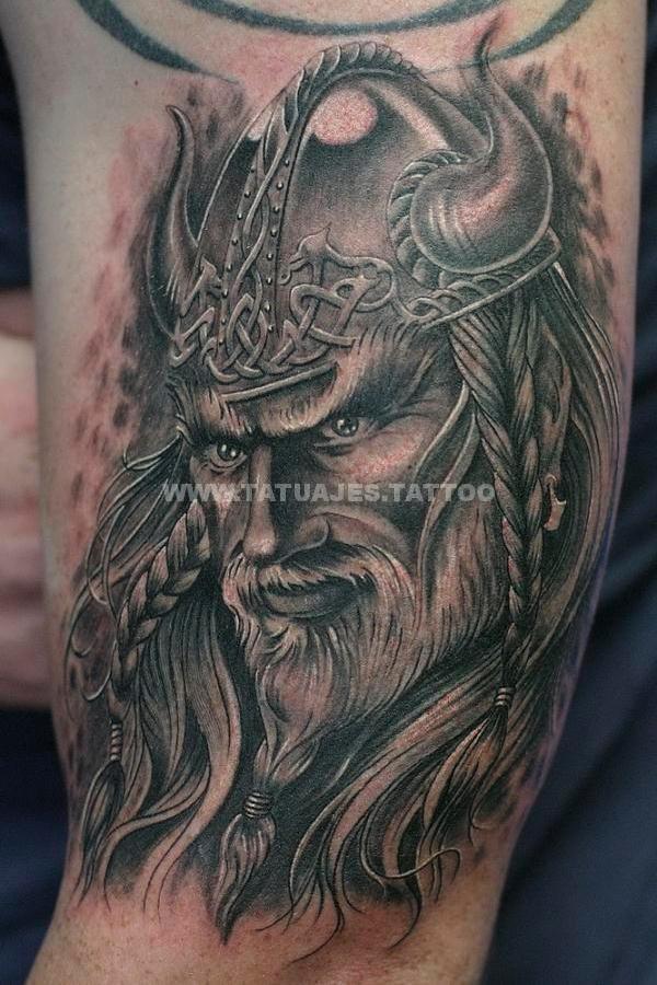 50 Ideas De Tatuajes De Vikingos Foto Y Significado
