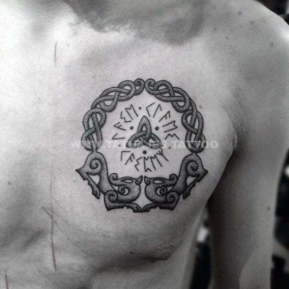95 Best Viking Tattoo Designs Symbols: +50 Ideas De 【 Tatuajes De Vikingos 】 📷 Foto Y Significado