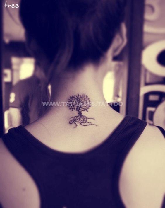 50 Ideas De Tatuajes De Arbol De La Vida Foto Y Significado