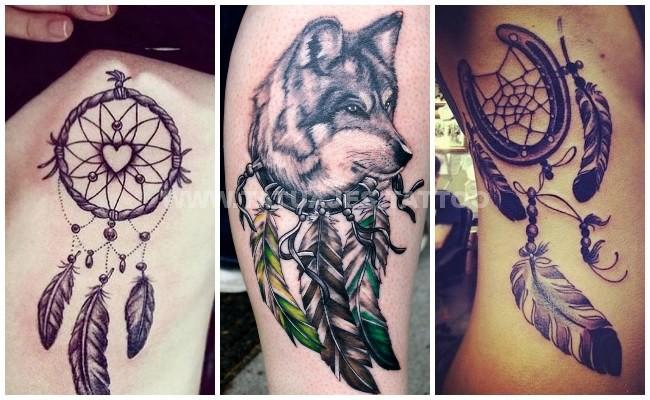 50 Ideas De Tatuajes De Atrapasueños Foto Y Significado