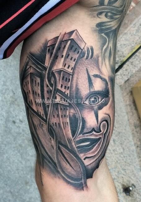 tatuajes de chicanas