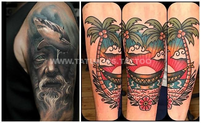 50 Ideas De Tatuajes De Marineros Foto Y Significado