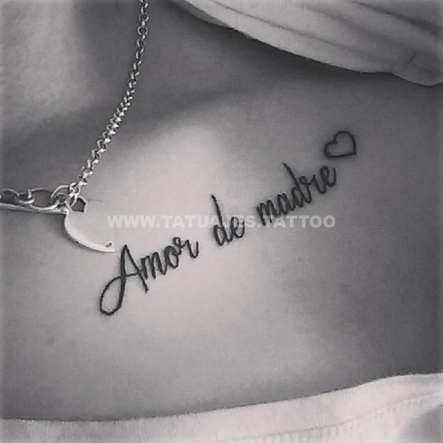 tatuajesparamujeresdelicadosfraseamor TatuajesTattoo