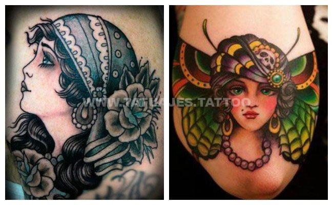 50 Ideas De Tatuajes De Pin Up Foto Y Significado Tattoos