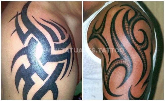 50 Ideas De Tatuajes De Tribales Foto Y Significado