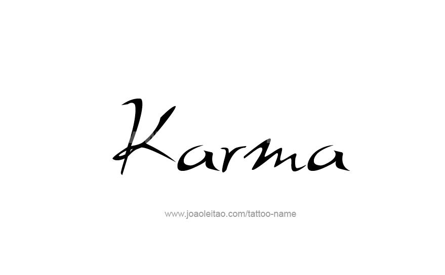 tatuajes karma 33 Tatuajesde Karma