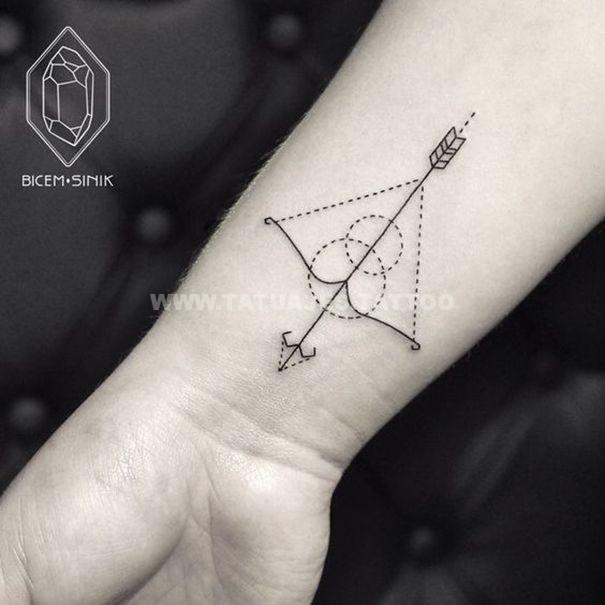 50 Ideas De Tatuajes De Sagitario Foto Y Significado