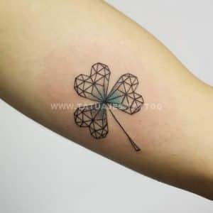 50 Ideas De Tatuajes De Trébol Foto Y Significado Tattoos