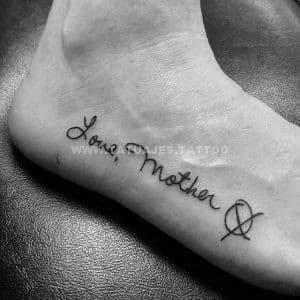 50 ideas de 【 Tatuajes de Abuelos 】 📷 Foto y significado